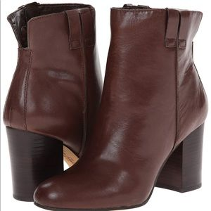 Sam Edelman Fairfield Boots Size 7.5 Heeled Bootie